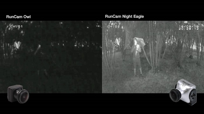 RunCam Night Eagle