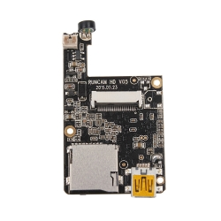 MainBoard (PCB) for RunCam HD Camera.